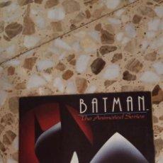 Coleccionismo Álbumes: ALBUM BATMAN EDITORIAL PANINI 1993 LE FALTAN 4 CROMOS 7-125-168-177 PERFECTO ESTADO. Lote 273282708