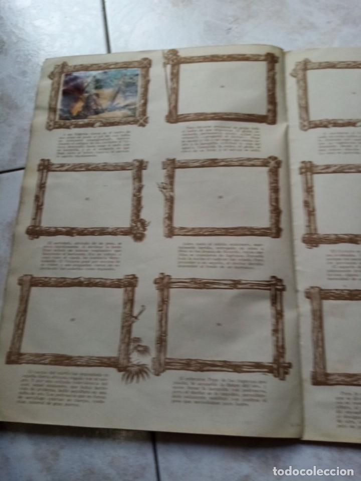 Coleccionismo Álbumes: ALBUM DE CROMOS CINCO SEMANAS EN GLOBO / TORAY - Foto 17 - 276957288