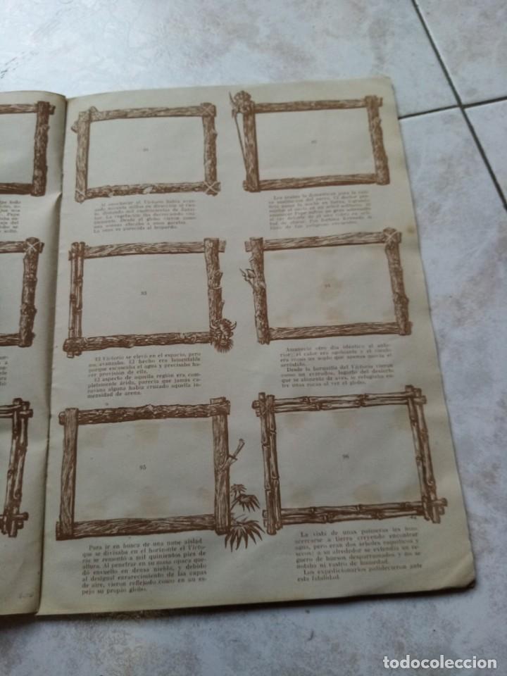 Coleccionismo Álbumes: ALBUM DE CROMOS CINCO SEMANAS EN GLOBO / TORAY - Foto 18 - 276957288