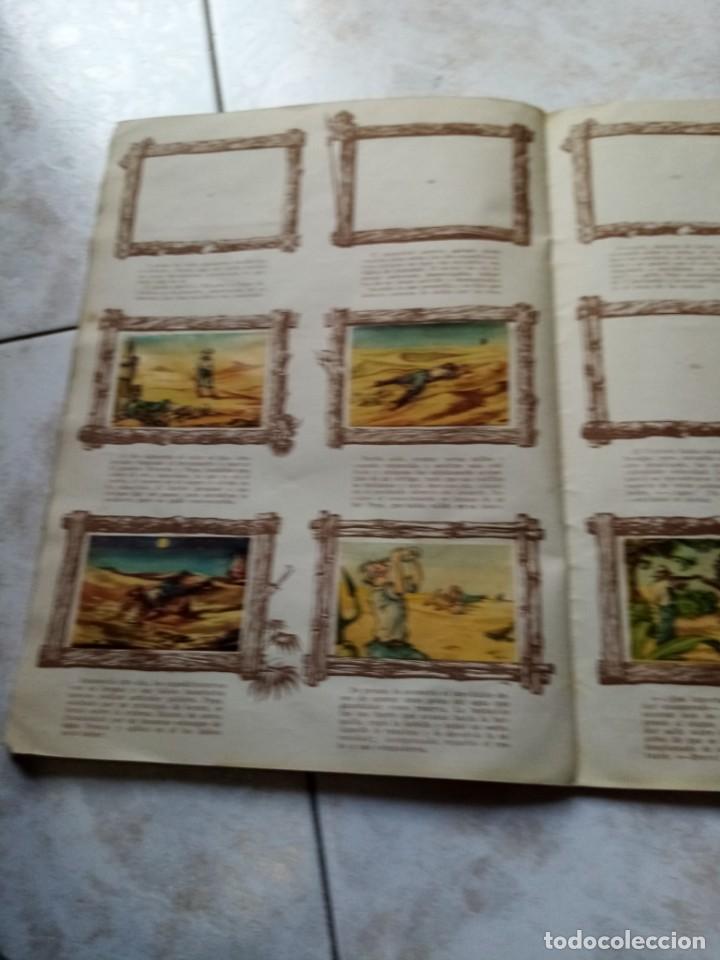 Coleccionismo Álbumes: ALBUM DE CROMOS CINCO SEMANAS EN GLOBO / TORAY - Foto 19 - 276957288
