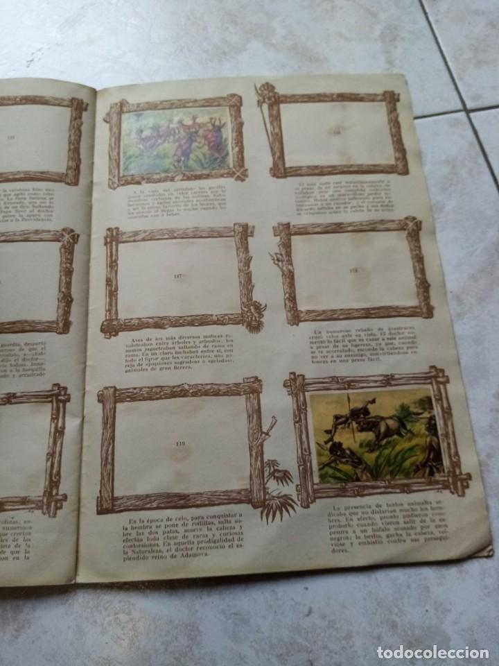 Coleccionismo Álbumes: ALBUM DE CROMOS CINCO SEMANAS EN GLOBO / TORAY - Foto 22 - 276957288