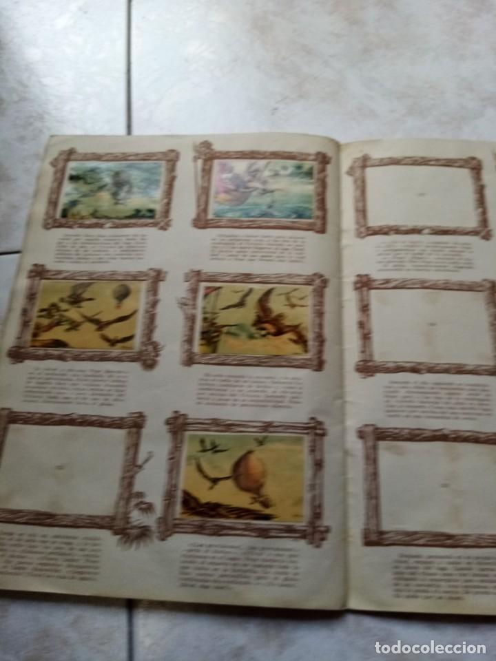 Coleccionismo Álbumes: ALBUM DE CROMOS CINCO SEMANAS EN GLOBO / TORAY - Foto 23 - 276957288