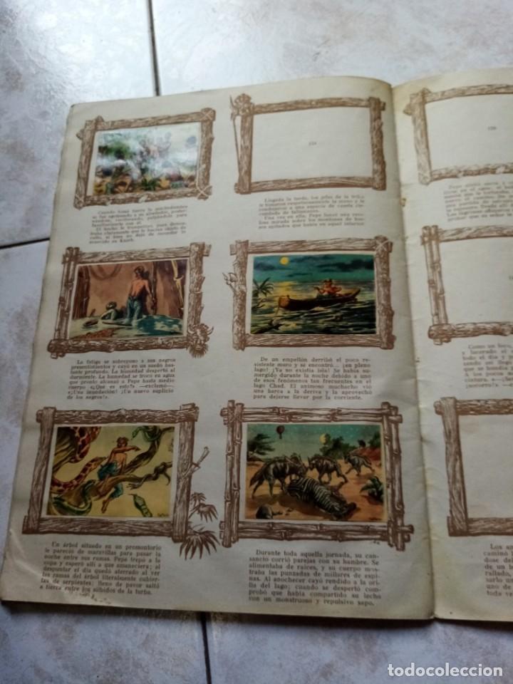 Coleccionismo Álbumes: ALBUM DE CROMOS CINCO SEMANAS EN GLOBO / TORAY - Foto 25 - 276957288