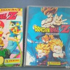 Coleccionismo Álbumes: LOTE ALBUMS DRAGON BALL: DRAGON BALL Z CARDS + DRAGON BALL PANINI + CROMOS SUELTOS. Lote 278465808