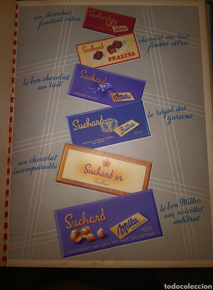 Coleccionismo Álbumes: ALBUM CROMOS SUCHARD, NUMERO 2 DE 1958 (FALTA 2) - Foto 2 - 280231663