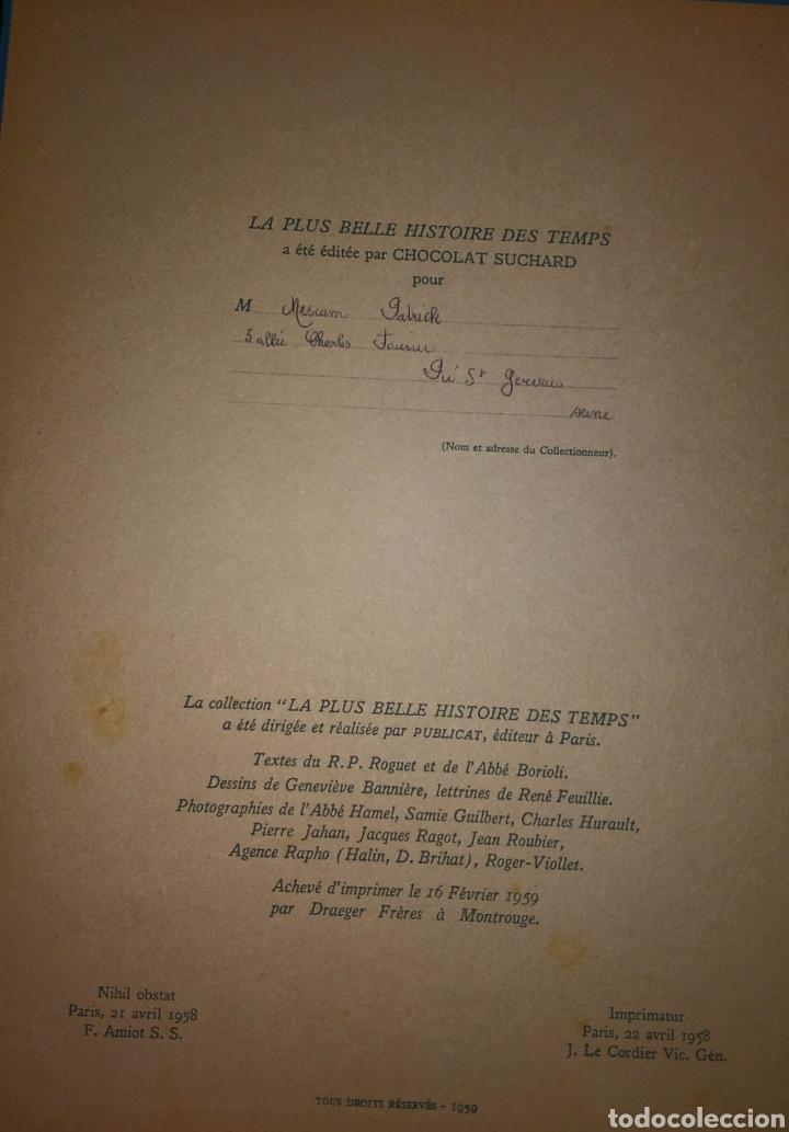 Coleccionismo Álbumes: ALBUM CROMOS SUCHARD, NUMERO 2 DE 1958 (FALTA 2) - Foto 6 - 280231663