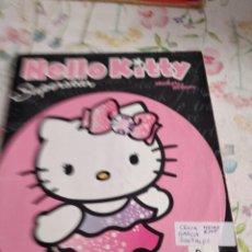 Coleccionismo Álbumes: M-45 ALBUM PANINI HELLO KITTY SUPERSTAR VER FOTOS PARA CROMOS ESTAD0. Lote 284169633
