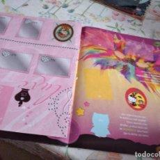 Coleccionismo Álbumes: M-45 ALBUM PANINI HELLO KITTY SUPERSTAR VER FOTOS PARA CROMOS ESTAD0. Lote 284169893