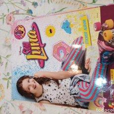 Coleccionismo Álbumes: M-45 ALBUM PANINI DISNEY SOY LUNA VER FOTOS PARA CROMOS Y ESTADO. Lote 284173618