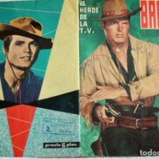 Coleccionismo Álbumes: BRONCO - FALTAN 18 CROMOS. Lote 284805158