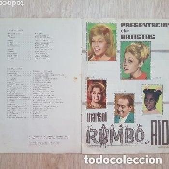 Coleccionismo Álbumes: Marisol Rumbo a Rio. Ed. Fher. Año 1963 (Faltan 20 cromos) Impecable!!! - Foto 2 - 286595123
