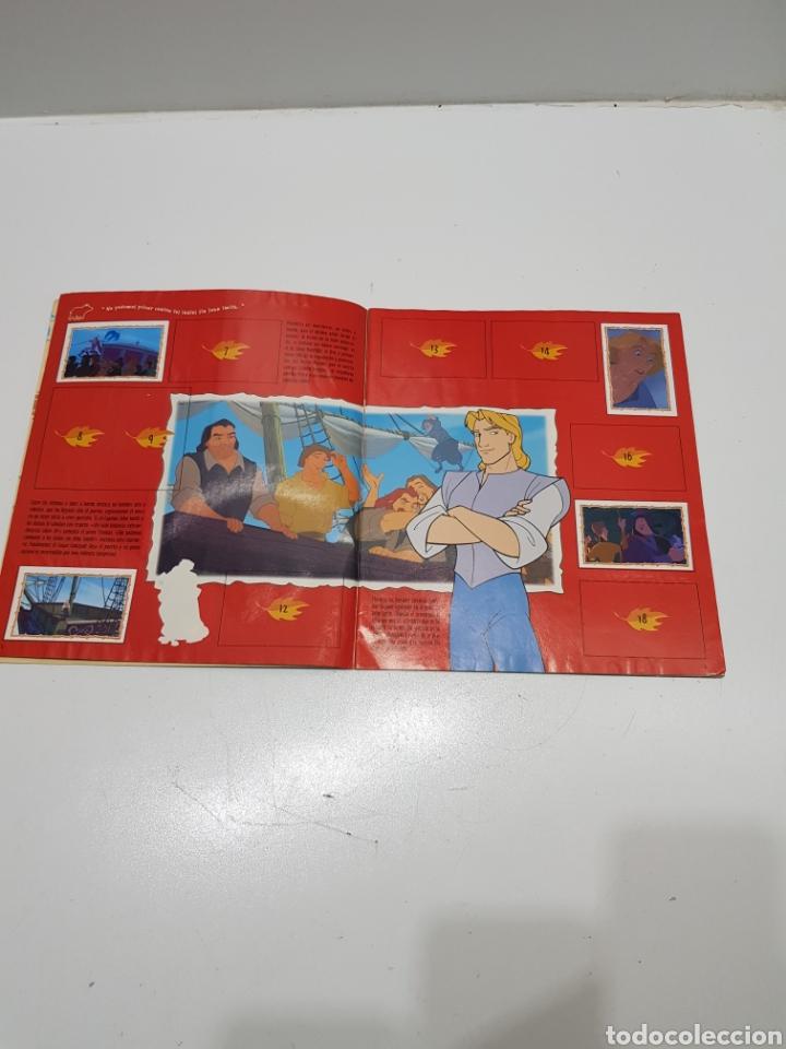 Coleccionismo Álbumes: ALBUM CROMOS POCAHONTAS INCOMPLETO - Foto 3 - 286787738