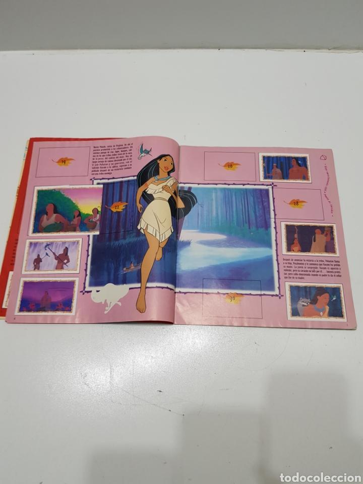 Coleccionismo Álbumes: ALBUM CROMOS POCAHONTAS INCOMPLETO - Foto 4 - 286787738