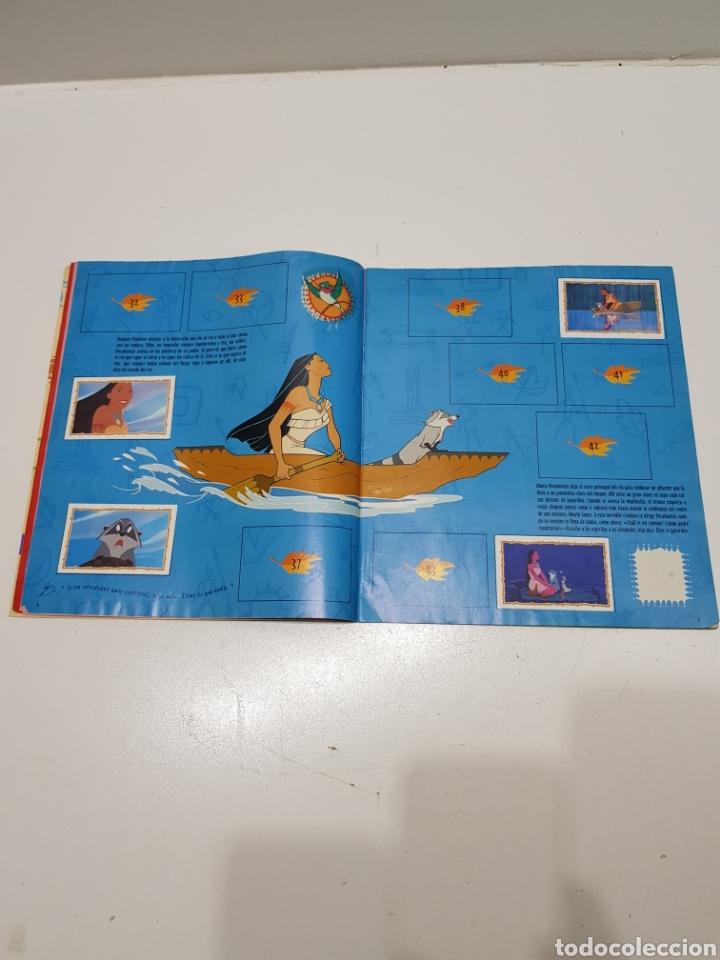 Coleccionismo Álbumes: ALBUM CROMOS POCAHONTAS INCOMPLETO - Foto 5 - 286787738
