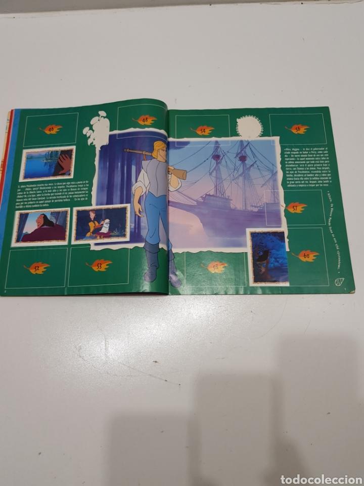 Coleccionismo Álbumes: ALBUM CROMOS POCAHONTAS INCOMPLETO - Foto 6 - 286787738