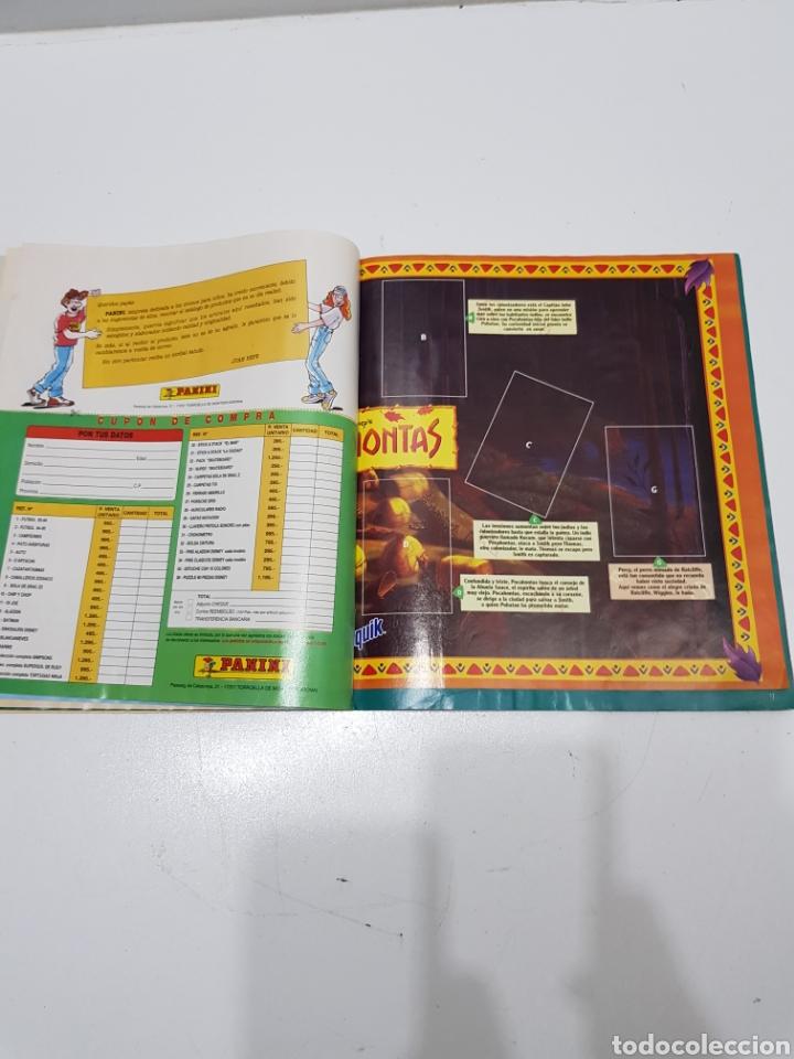 Coleccionismo Álbumes: ALBUM CROMOS POCAHONTAS INCOMPLETO - Foto 12 - 286787738