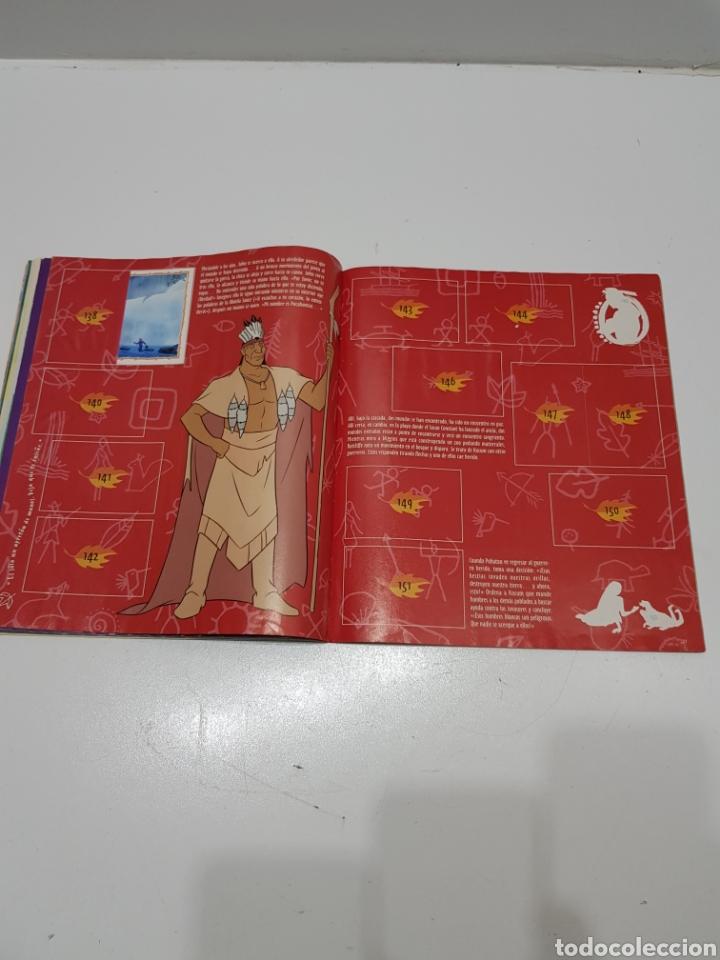Coleccionismo Álbumes: ALBUM CROMOS POCAHONTAS INCOMPLETO - Foto 15 - 286787738