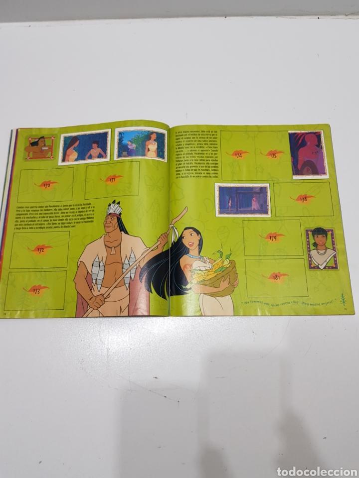 Coleccionismo Álbumes: ALBUM CROMOS POCAHONTAS INCOMPLETO - Foto 17 - 286787738