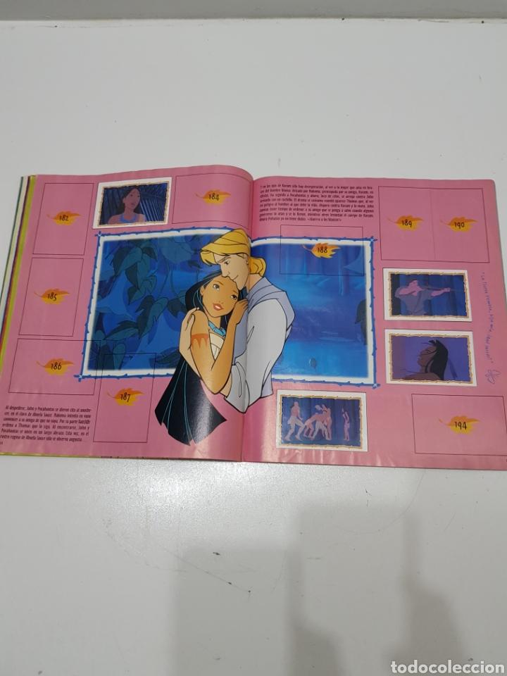 Coleccionismo Álbumes: ALBUM CROMOS POCAHONTAS INCOMPLETO - Foto 18 - 286787738