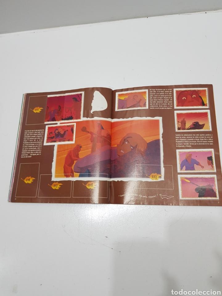Coleccionismo Álbumes: ALBUM CROMOS POCAHONTAS INCOMPLETO - Foto 20 - 286787738