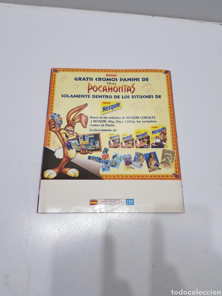 Coleccionismo Álbumes: ALBUM CROMOS POCAHONTAS INCOMPLETO - Foto 23 - 286787738