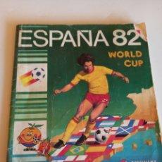 Coleccionismo Álbumes: ALBUM ORIGINAL ESPAÑA 82 WORLD CUP 1979. Lote 287089358