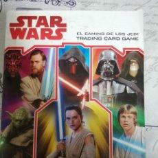 Coleccionismo Álbumes: ALBUM STAR WARS TODAS LAS FOTOS EN EL INTERIOR. Lote 287575703