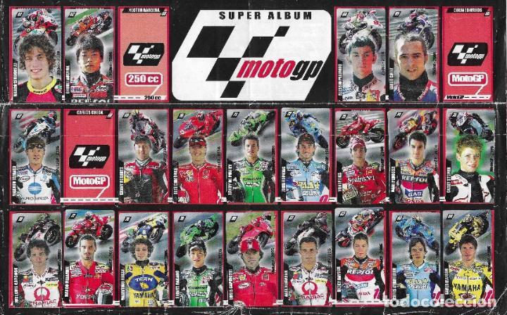 Coleccionismo Álbumes: CHICLES VIDAL -- SUPER ÁLBUM MOTO GP -- 2006 -- FALTAN 14 DE 84 - Foto 2 - 287842733