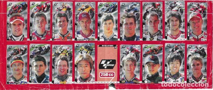 Coleccionismo Álbumes: CHICLES VIDAL -- SUPER ÁLBUM MOTO GP -- 2006 -- FALTAN 14 DE 84 - Foto 3 - 287842733