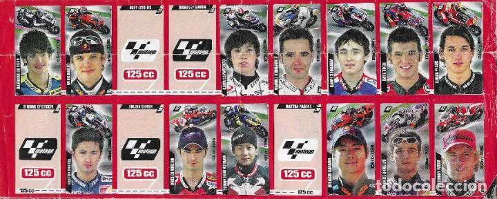Coleccionismo Álbumes: CHICLES VIDAL -- SUPER ÁLBUM MOTO GP -- 2006 -- FALTAN 14 DE 84 - Foto 4 - 287842733