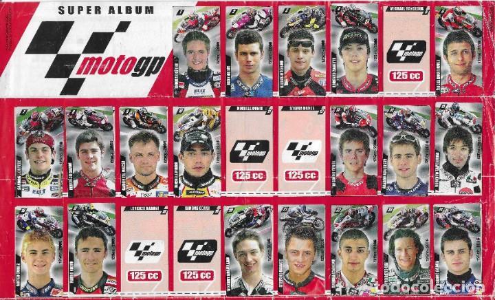 Coleccionismo Álbumes: CHICLES VIDAL -- SUPER ÁLBUM MOTO GP -- 2006 -- FALTAN 14 DE 84 - Foto 5 - 287842733