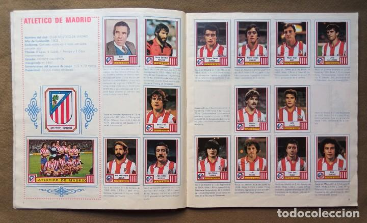 Coleccionismo Álbumes: ÁLBUM DE CROMOS FUTBOL 83 PANINI LIGA - Foto 4 - 287846273