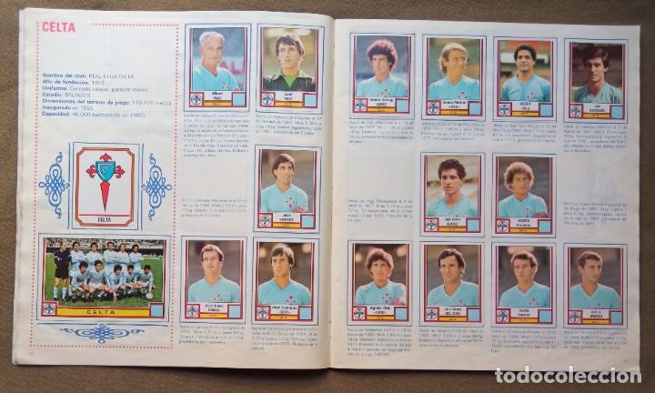 Coleccionismo Álbumes: ÁLBUM DE CROMOS FUTBOL 83 PANINI LIGA - Foto 7 - 287846273