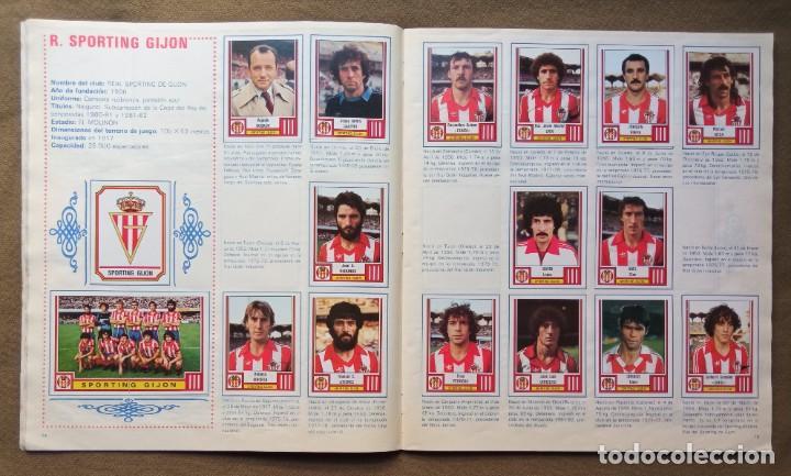 Coleccionismo Álbumes: ÁLBUM DE CROMOS FUTBOL 83 PANINI LIGA - Foto 9 - 287846273