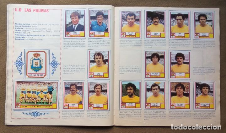 Coleccionismo Álbumes: ÁLBUM DE CROMOS FUTBOL 83 PANINI LIGA - Foto 10 - 287846273
