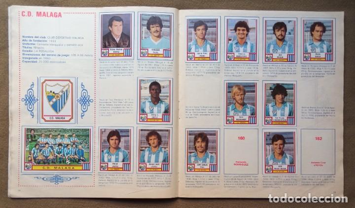 Coleccionismo Álbumes: ÁLBUM DE CROMOS FUTBOL 83 PANINI LIGA - Foto 11 - 287846273