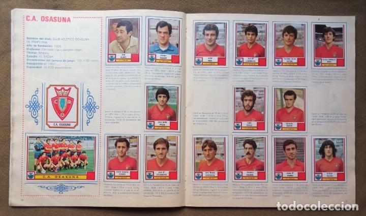 Coleccionismo Álbumes: ÁLBUM DE CROMOS FUTBOL 83 PANINI LIGA - Foto 12 - 287846273