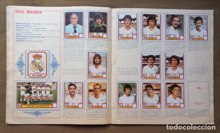 Coleccionismo Álbumes: ÁLBUM DE CROMOS FUTBOL 83 PANINI LIGA - Foto 13 - 287846273