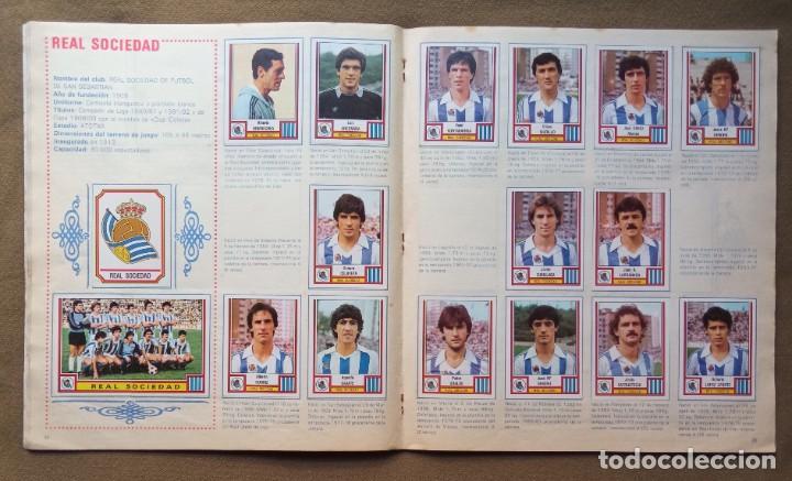 Coleccionismo Álbumes: ÁLBUM DE CROMOS FUTBOL 83 PANINI LIGA - Foto 14 - 287846273