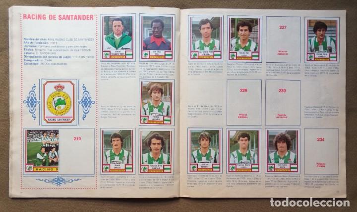 Coleccionismo Álbumes: ÁLBUM DE CROMOS FUTBOL 83 PANINI LIGA - Foto 15 - 287846273