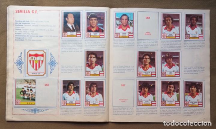 Coleccionismo Álbumes: ÁLBUM DE CROMOS FUTBOL 83 PANINI LIGA - Foto 17 - 287846273
