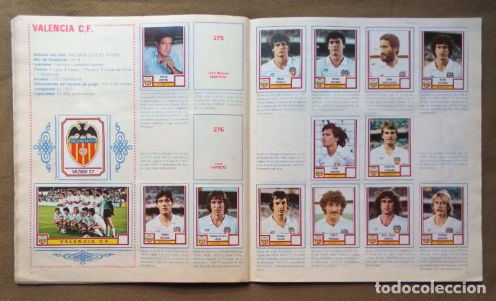 Coleccionismo Álbumes: ÁLBUM DE CROMOS FUTBOL 83 PANINI LIGA - Foto 18 - 287846273
