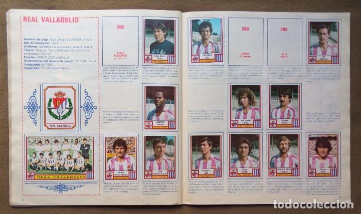 Coleccionismo Álbumes: ÁLBUM DE CROMOS FUTBOL 83 PANINI LIGA - Foto 19 - 287846273