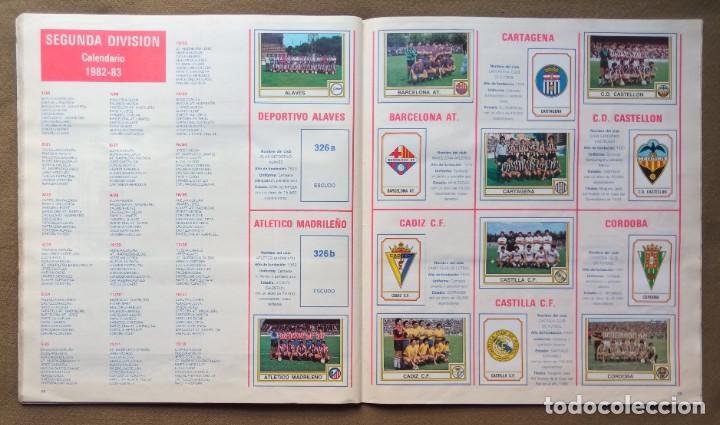 Coleccionismo Álbumes: ÁLBUM DE CROMOS FUTBOL 83 PANINI LIGA - Foto 21 - 287846273