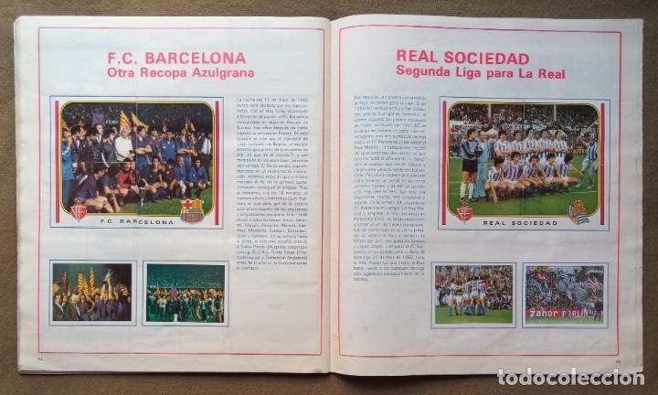 Coleccionismo Álbumes: ÁLBUM DE CROMOS FUTBOL 83 PANINI LIGA - Foto 23 - 287846273