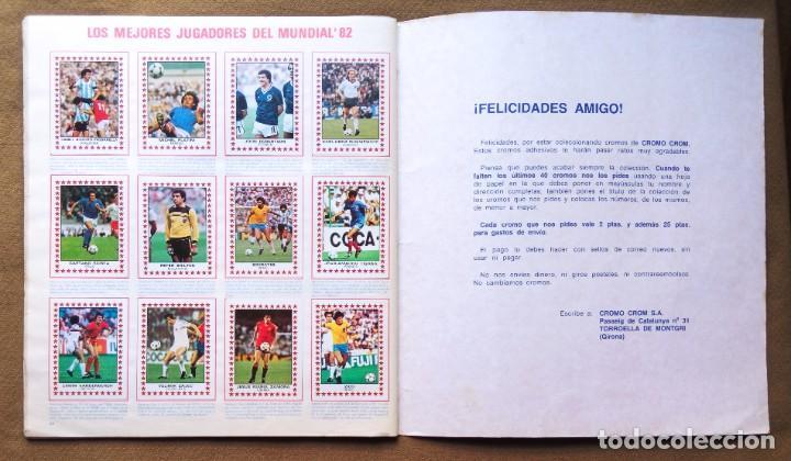 Coleccionismo Álbumes: ÁLBUM DE CROMOS FUTBOL 83 PANINI LIGA - Foto 25 - 287846273
