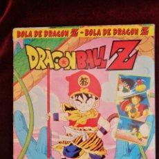 Coleccionismo Álbumes: DRAGONBALL Z - ALBUM PANINI - (SOLO FALTAN 10 CROMOS). Lote 288158693