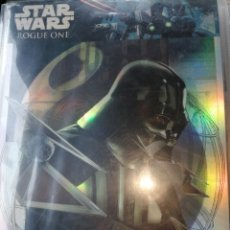 Coleccionismo Álbumes: ARCHIVADOR CON 86 CROMOS STAR WARS. Lote 288618608