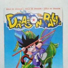 Coleccionismo Álbumes: ÁLBUM INCOMPLETO DRAGON BALL ( BOLA DE DRAGON ). Lote 294371133