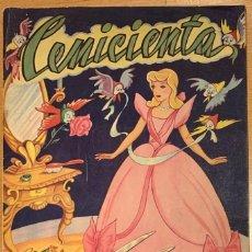 Coleccionismo Álbumes: ALBUM CROMOS CENICIENTA COLECCION 28 - 41 CROMOS. Lote 296797523